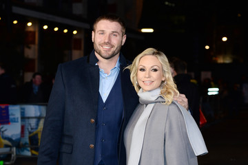 Kristina Rihanoff The European Premiere of 'Eddie The Eagle' - Arrivals