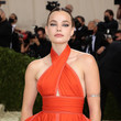 Kristine Froseth The 2021 Met Gala Celebrating In America: A Lexicon Of Fashion - Arrivals