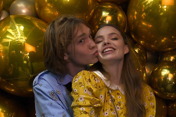 Kristine Froseth Charlie Plummer 2020 Golden Globe Awards Season And Unveiling Of The Golden Globe Ambassadors