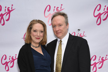 Kristine Nielsen 'Gigi' Broadway Opening Night - Arrivals And Curtain Call