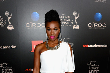 Kristolyn Lloyd Arrivals at the 40th Annual Daytime Emmy Awards