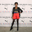 Krys Marshall 'PUMA X Balmain- Created With Cara Delevingne' L.A. Launch Event