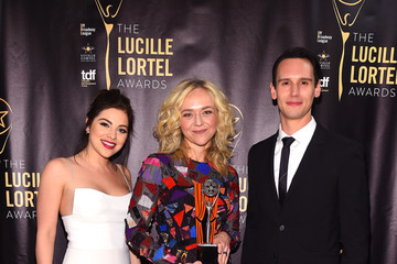 Krysta Rodriguez 32nd Annual Lucille Lortel Awards - Press Room