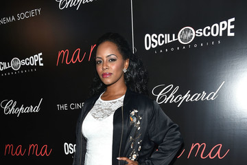 Krystal Joy Brown The Cinema Society and Chopard Host a Screening of Oscilloscope's 'ma ma' - Arrivals