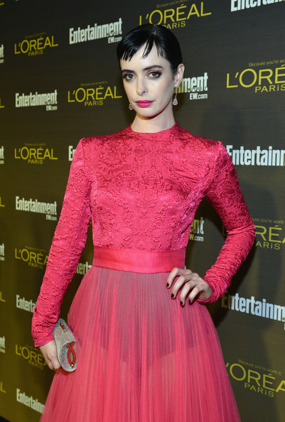Krysten Ritter - The 2012 Entertainment Weekly Pre-Emmy Party Presented By L'Oreal Paris - Red Carpet