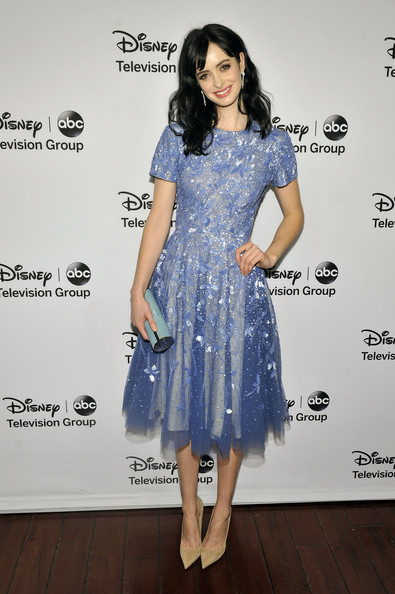 "Krysten Ritter - Disney ABC Television Group's ""2013 Winter TCA Tour"" Red Carpet Event - Arrivals"
