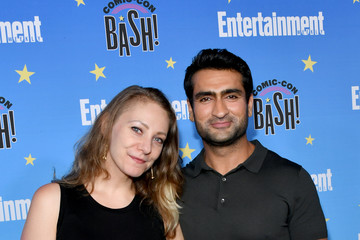Kumail Nanjiani Emily V. Gordon Entertainment Weekly Hosts Its Annual Comic-Con Bash - Arrivals