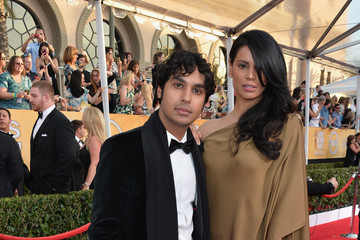 Kunal Nayyar 20th Annual Screen Actors Guild Awards - Red Carpet