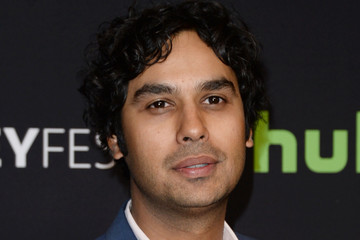Kunal Nayyar The Paley Center for Media's 33rd Annual PaleyFest Los Angeles - 'The Big Bang Theory' - Arrivals