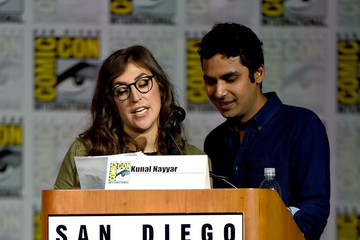 Kunal Nayyar Comic-Con International 2015 - Inside 'The Big Bang Theory' Writer's Room
