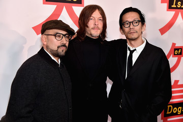 Kunichi Nomura 'Isle Of Dogs' New York Screening