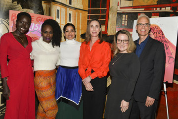 Kuoth Wiel Girl Rising And International Rescue Committee's Special Screening Of Documentary 'Brave Girl Rising' For International Women's Day