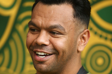 Kurtley Beale Rugby Australia Indigenous Jersey Media Opportunity