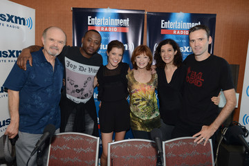 Kurtwood Smith SiriusXM's Entertainment Weekly Radio Channel Broadcasts From Comic-Con 2014
