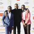 Kwame Boateng 50th NAACP Image Awards - Arrivals