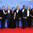 Kwame Parker 76th Annual Golden Globe Awards - Press Room