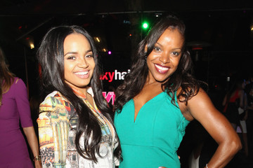 Kyla Pratt Inside OK Magazine's So Sexy L.A. Event