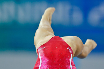 Kyla Ross World Artistic Gymnastics Championships: Day 4