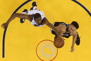 Kyle Anderson San Antonio Spurs vs. Golden State Warriors - Game Five