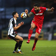 Kyle Bartley Notts County v Swansea City - The Emirates FA Cup Fourth Round