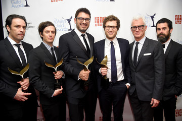 Kyle Bradstreet The 68th Annual Writers Guild Awards