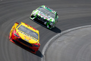 Kyle Busch Monster Energy NASCAR Cup Series O'Reilly Auto Parts 500