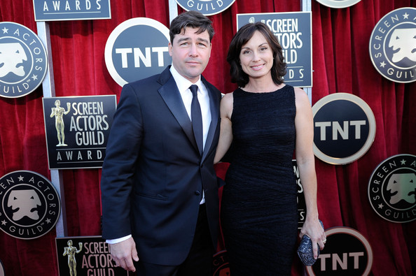 Kyle Chandler and Kathryn Chandler Photos Photos - 18th ...