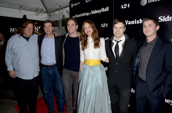Premiere of A24 And DirecTV's 'The Vanishing Of Sidney Hall' - Red Carpet
