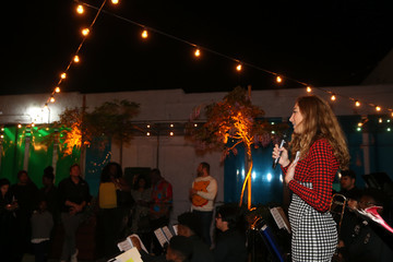Kyle DeWoody ProjectArt 'My Kid Could Do That' Los Angeles Benefit and Exhibition Co-Chaired by Kyle Dewoody and Karon Davis