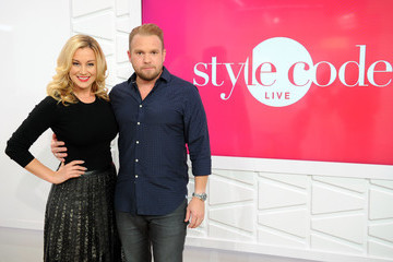 Kyle Jacobs Kellie Pickler Appears on Amazon's Style Code Live