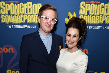 Kyle Jarrow Opening Night Of Nickelodeon's 'SpongeBob SquarePants: The Broadway Musical' - Arrivals & Curtain Call