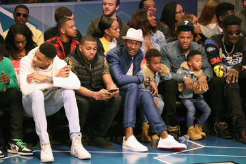 Kyle Lowry Celebrities Attend The 2019 NBA All-Star Saturday Night