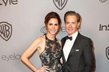 Kyle MacLachlan The 2018 InStyle and Warner Bros. 75th Annual Golden Globe Awards Post-Party - Red Carpet