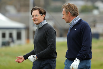 Kyle MacLachlan Alfred Dunhill Links Championship - Previews
