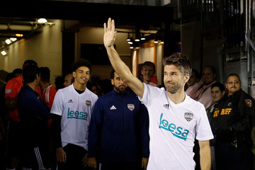Kyle Martino Kick in for Houston Charity Soccer Match