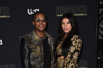 Kyle Massey Premiere Of USA Network's 'Unsolved: The Murders Of Tupac And The Notorious B.I.G.' - Arrivals