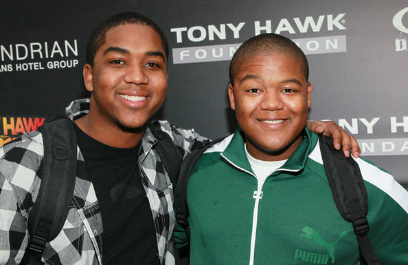 Kyle Massey Christopher Massey Photos Photos - Tony Hawk ...