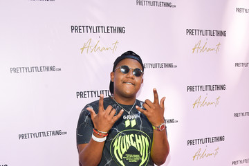 Kyle Massey Ashanti x PrettyLittleThing Launch Party