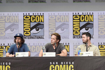Kyle Mooney Comic-Con International 2017 - 'Brigsby Bear' Cast And Filmmakers Panel