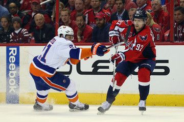 Kyle Okposo New York Islanders v Washington Capitals - Game Seven