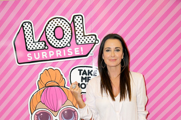 Kyle Richards Vanessa Lachey Hosts Launch of L.O.L. Surprise! Big Surprise and World's First Unboxing Video Booth