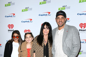 Kyle Richards Portia Umansky KIIS FM's Jingle Ball 2019 Presented By Capital One At The Forum - Arrivals