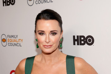 Kyle Richards Family Equality Council's Impact Awards at the Beverly Wilshire Hotel - Arrivals