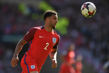 Kyle Walker Scotland v England - FIFA 2018 World Cup Qualifier