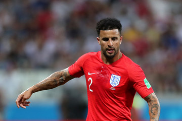 Kyle Walker Tunisia Vs. England: Group G - 2018 FIFA World Cup Russia