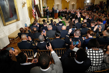 Kyle White Barack Obama Awards the Medal of Honor