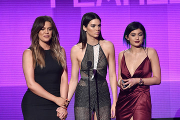 Kylie Jenner American Music Awards Show