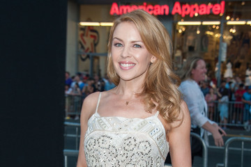 Kylie Minogue 'Hercules' Premieres in Hollywood — Part 2