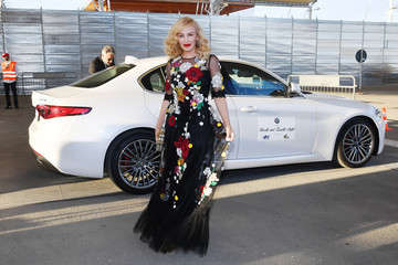 Kylie Minogue Bocelli and Zanetti Night - Arrivals