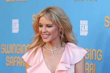 Kylie Minogue 'Swinging Safari' World Premiere - Arrivals